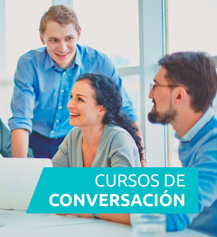 Cursos de conversacion ingles